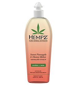 Hempz Sweet Pineapple and Honey Melon Hydrating Bath and Body Oil