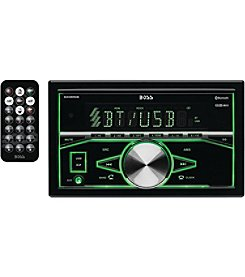Boss Audio Double-DIN In-Dash Mechless AM/FM Receiver