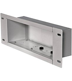 Peerless-AV In-Wall Metal Box with Knockout