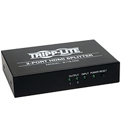 Tripp Lite 2-Port HDMI Splitter