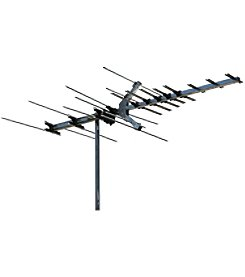 Winegard HDTV High-Band VHF/UHF Deep Fringe Antenna