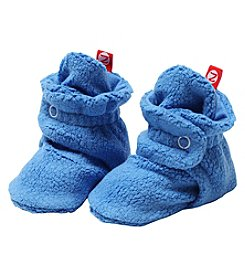 Zutano® Baby Boys' Cozie Fleece Booties