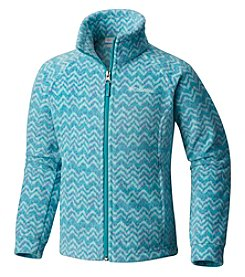 Columbia Girls' 7-16 Benton Springs II™ Printed Jacket