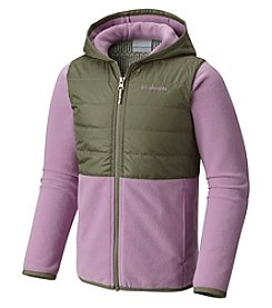 Columbia Girls' 7-16 Warmer Days III™ Hoodie Jacket