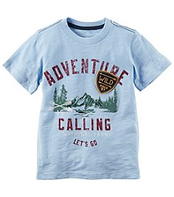 Carter's® Boys' 4T-7 Adventure Is Calling Graphic Tee