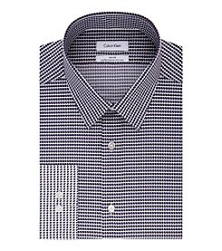 Calvin Klein Geo Print Slim Fit Dress Shirt