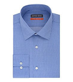 Geoffrey Beene Micro Gingham Long Sleeve Button Down