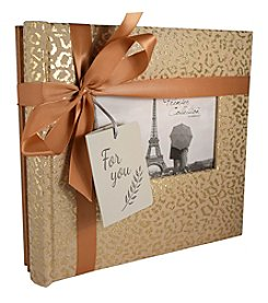 MKT@Home Premier Collection 2-Pack Gold Photo Albums