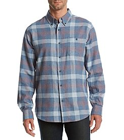 Weatherproof Vintage Men's Flannel Button Down
