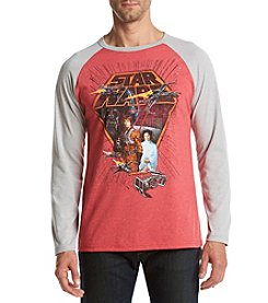 Mad Engine Men's War De Fluer Raglan Tee