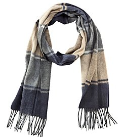 John Bartlett Statements Buffalo Exploded Plaid Scarf