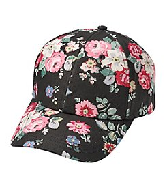 Collection 18 Bouquet Floral Baseball Cap