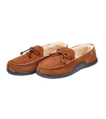 Isotoner Signature Iso Suede Slippers