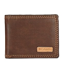 Columbia Men's RFID-Blocking Passcase Wallet