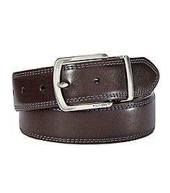 Tommy Hilfiger Men's Feather Edge Belt