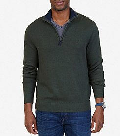 Nautica Men's Big & Tall Knit Pullover