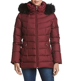 Calvin Klein Short Box Quilted Coat