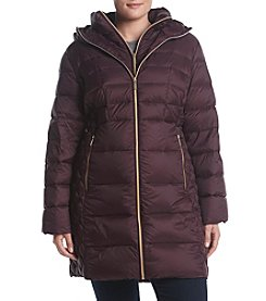 MICHAEL Michael Kors® Plus Size Packable Coat