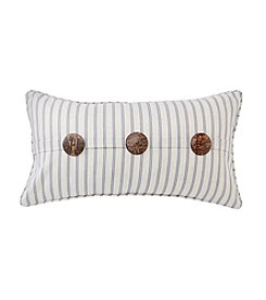 Laura Ashley® Henry Stripe Decorative Pillow