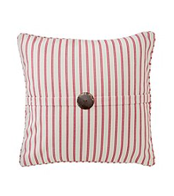 Laura Ashley® Henley Stripe Decorative Pillow