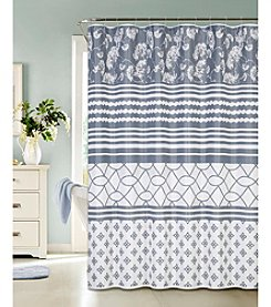 Dainty Home Majestic Motives Shower Curtain