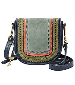 Fossil® Rumi Small Multi-Color Leather Crossbody
