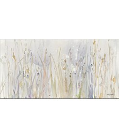 Artissimo Designs Autumn Grass Canvas Wall Art