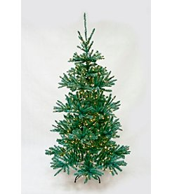 Living Quarters® Coastal 6.5' Artificial Prelit Pine