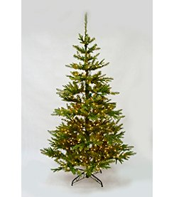 Living Quarters® Western 6.5' Artificial Prelit Pine