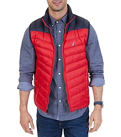 Nautica Men's Reversible Down Vest