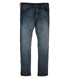 T.K. Axel MFG Co. Men's Slim Fit Straight Jeans