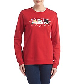 Breckenridge Snowman Top