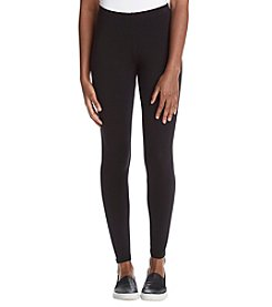 Cupio Solid Stretch Leggings