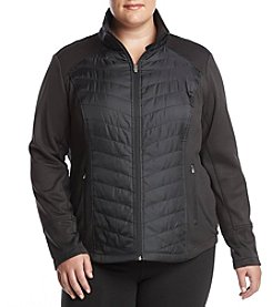 Exertek® Plus Size Chevron Jacket