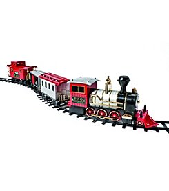 FAO Schwarz 34 Piece Motorized Train Set