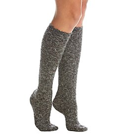 Relativity Sweater Knee High Socks