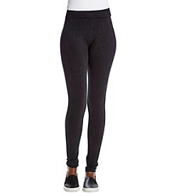 Relativity® Twill Leggings