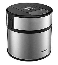 Gourmia 1.5-Qt. Sweet Scoop Ice Cream Maker with Digital Timer