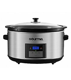 Gourmia SlowSmart Xpress Digital Programmable Slow Cooker