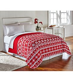 Living Quarters New Haven Fair Isle Quilt Collection
