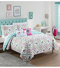 Waverly® Kids Bollywood Reversible Comforter Collection