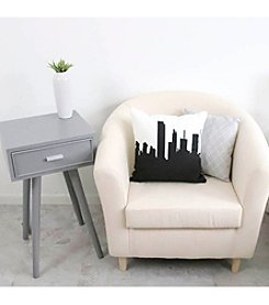 Anne Cole® Toledo Skyline Large Pillow