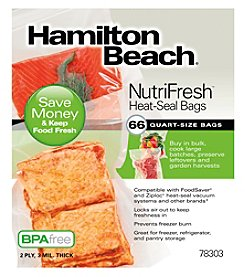 Hamilton Beach® NutriFresh Bags