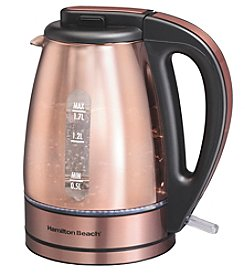 Hamilton Beach® Glass Kettle