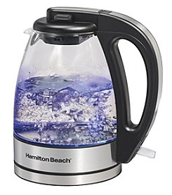 Hamilton Beach® Compact Glass Kettle