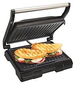 Proctor-Silex® Panini Press and Compact Grill