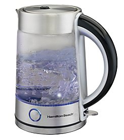 Hamilton Beach® Modern Glass Kettle