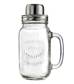 Artland® Masonware Cocktail Shaker with Stainless Steel Top/Pourer and Cap