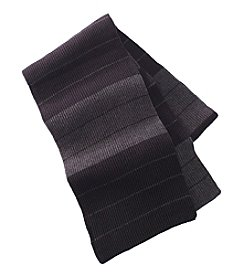 John Bartlett Statements Ribbed Knit Scarf