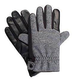 Isotoner Signature Men's SmarTouch® Wool Gloves